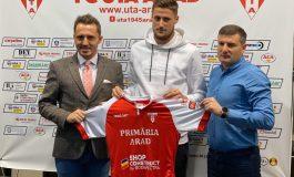 Transfer din Liga 1 pentru UTA! Laszlo Balint a găsit înlocuitor pentru Șeroni