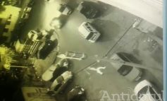 VIDEO/Dezbatere cu scântei. Doi oameni ai străzii s-au bătut pe o stradă din Galați