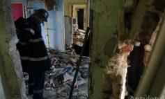 VIDEO Explozie nimicitoare într-un bloc de la Spicu
