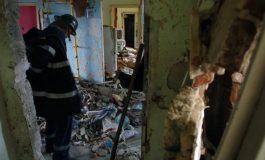 VIDEO/Un apartament din Galați a sărit în aer. 100 de persoane evacuate