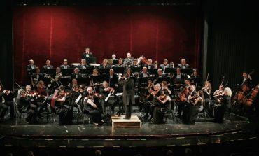 """Valentine's Day Symphony la Teatrul Național de Operă și Operetă """"Nae Leonard"""""""