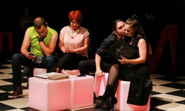 """Valentine's Weekend la Teatrul Dramatic """"Fani Tardini"""": """"Monstrul Nisipurilor"""", """"Salba Dracului"""" și """"Take, Ianke și Cadâr"""""""