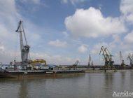 Cea mai mare investiție într-un port dunărean românesc se întoarce