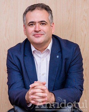 CONF. UNIV. DR. ANDY PUȘCĂ, DIN NOU RECTOR AL UNIVERSITĂȚII DANUBIUS PENTRU MANDATUL 2020- 2024