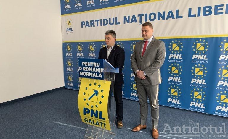 """La PNL Galați """"bărbăția politică"""" e un moft. Iar candidații, ia-i de unde nu-s!"""