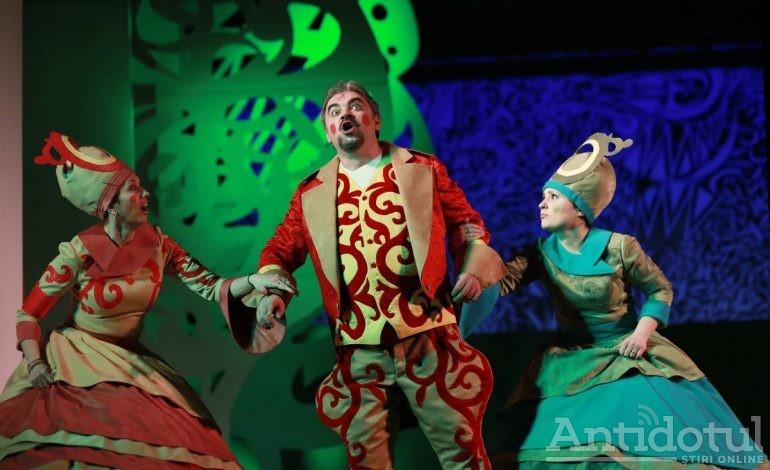"""Operă rossiniană de excepție difuzată online de Teatrul Național """"Nae Leonard"""""""