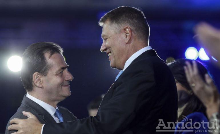 """Klaus Iohannis și Ludovic Orban se contrazic cu privire la """"plimbărica pensionarilor"""""""
