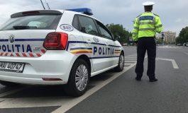 Polițiștii de la Rutieră au tras pe dreapta un constructor și l-au amendat cu 5.000 de euro