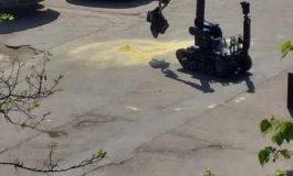 Misiune periculoasă la Galați: pirotehniștii de la SRI au dezamorsat o pungă cu mălai