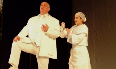 """Teatrul Dramatic """"Fani Tardini"""" difuzează """"Hotelul celor două lumi"""", un spectacol din stagiunea 2007-2008"""