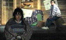 """Revedeți un spectacol din 1993: """"Ah, ce grozav să faci amor pe ploaie!"""", cu Liliana Lupan și Vlad Vasiliu"""