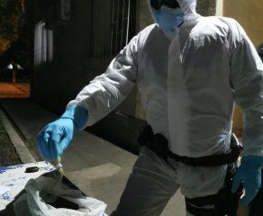 VIDEO Scandal într-un centru de carantină din Galați. Un bărbat s-a drogat și i-a terorizat pe vecinii de palier