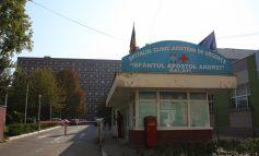 Tuneluri dezinfectante pentru spitalele din Galați. Mediul privat a contribuit cu trei dintre acestea