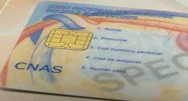 Folosirea cardului naţional de sănătate redevine obligatorie de la 1 iulie