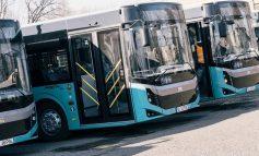 VIDEO/ Autobuzele din Galați, pregătite pentru călătoriile în regim de distanțare socială