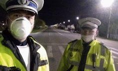 VIDEO/ Veste bună pentru gălățeanul care i-a înjurat pe polițiști în timp ce filma: CCR a decis că amenzile pentru nerespectarea Ordonanțelor militare sunt neconstituționale
