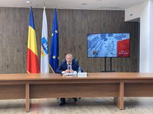 Primarul Ionuț Pucheanu