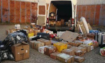 Bunuri în valoare de peste 550.000 de lei, confiscate într-o singură zi la frontiera