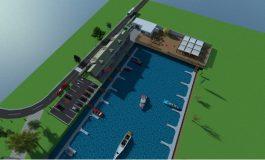 Imagini incredibile din noul Port de Ambarcațiuni: primul beneficiar