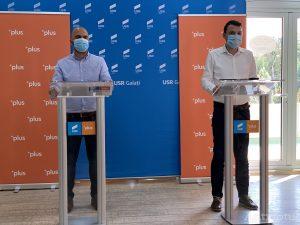 Bogdan Rodeanu (USR) și Bogdan Dumitrescu (PLUS)