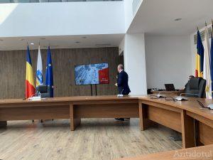 Primarul Ionuț Pucheanu - bilanț