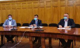 La Universitatea Dunărea de Jos se poartă parteneriatele. Conducerea UDJ a bătut palma cu un institut național