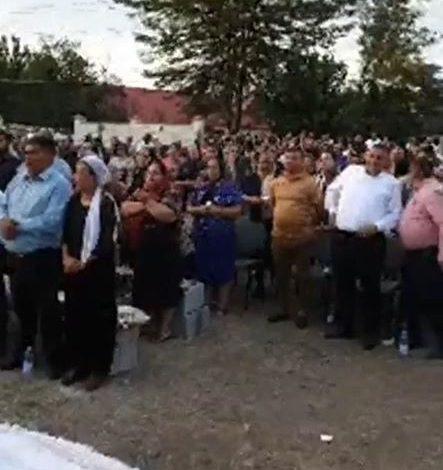 VIDEO Polițiștii gălățeni au oprit o întrunire religioasă. Amenzile sunt foarte mari