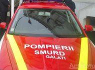 Medicii SMURD vor primi o mașină de teren de la Consiliul Județean Galați