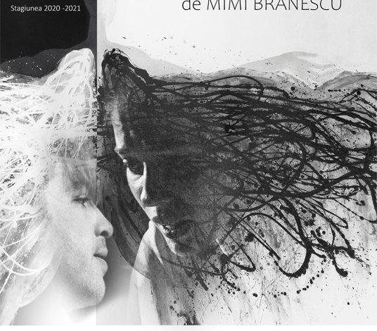 """A doua producție a verii la Teatrul Dramatic """"Fani Tardini"""": MARELE PREMIU, de Mimi Brănescu, regia: Radu Nichifor"""