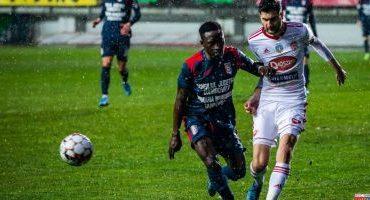 Încă un pas greşit. Chindia a pierdut meciul cu FC Hermannstadt, din play-out-ul Ligii I