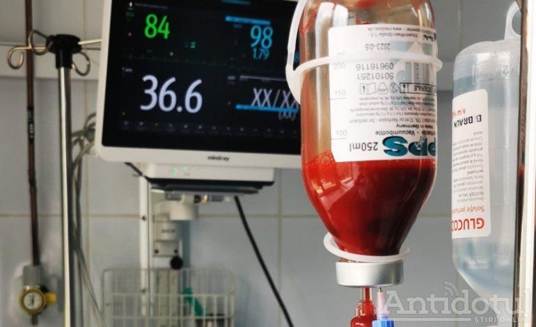 VIDEO Premieră medicală la Spitalul Județean din Galați. O femeie a fost tratată cu ozon