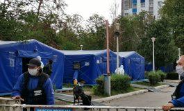 VIDEO Prăpăd făcut de COVID-19 la Spitalul Județean Galați. Ministrul Sănătății a ordonat mai multe controale în unitatea medicală