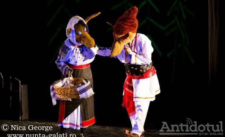 """O poveste binecunoscută într-o nouă reprezentație la Teatrul """"Gulliver"""""""