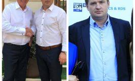 Nicolae Marin și Cătălin Cristache ciugulesc fiecare de pe unde poate