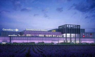 În linie dreaptă. Primul mall din Dâmboviţa îşi deschide porţile luna aceasta
