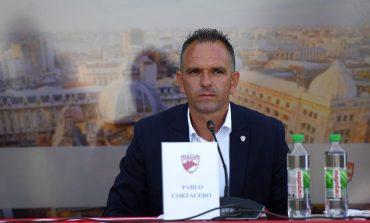"""DINAMO. Pablo Cortacero renunță la Bogdan Bălănescu! A anunțat pe cine aduce în locul lui: """"A scris multe cărți"""""""