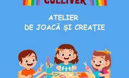 """Teatrul """"Gulliver"""" continuă aventura de creație distractivă"""