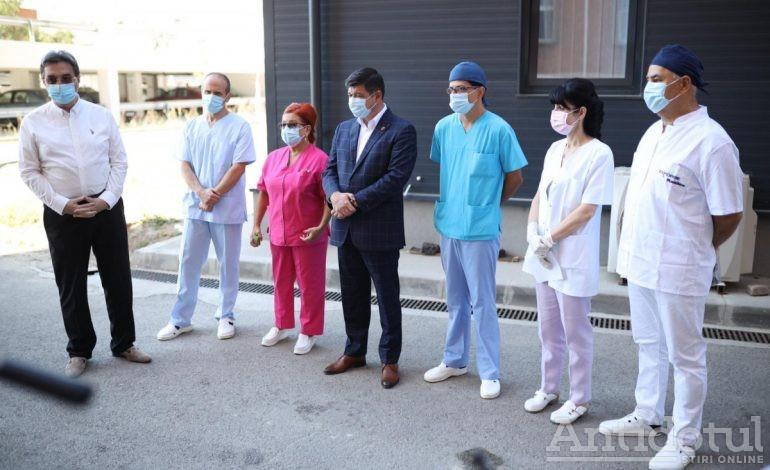Premieră medicală la Galați: o procedură de cardiologie intervențională a fost realizată la Spitalul Județean din Galați