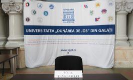 """Start sesiune Admitere - septembrie 2020 la Universitatea """"Dunărea de Jos"""" din Galați"""