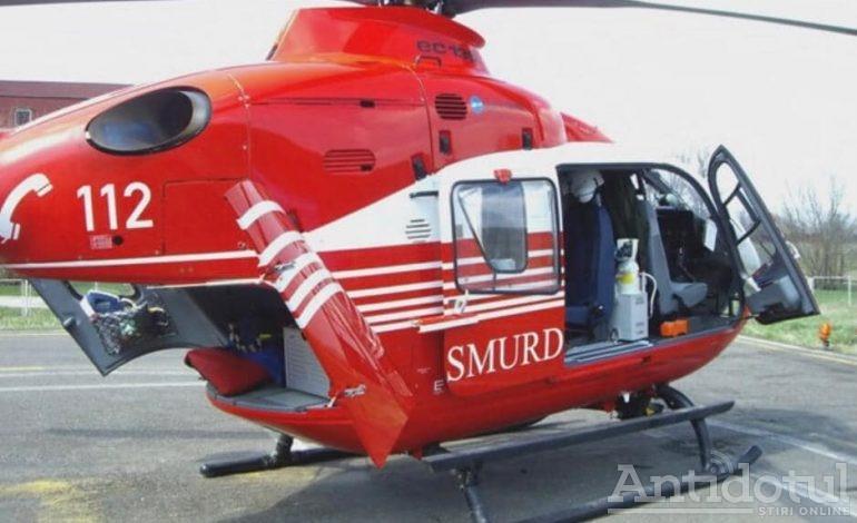 Începe proiectarea heliportului de la Spitalul Județean din Galați