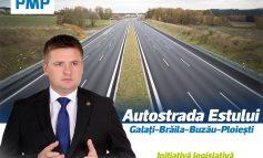 Ce a făcut Cristache (PMP) 4 ani în Parlament: lege pentru autostradă la Galaţi, susţinere pentru Damen şi agricultorii din judeţ