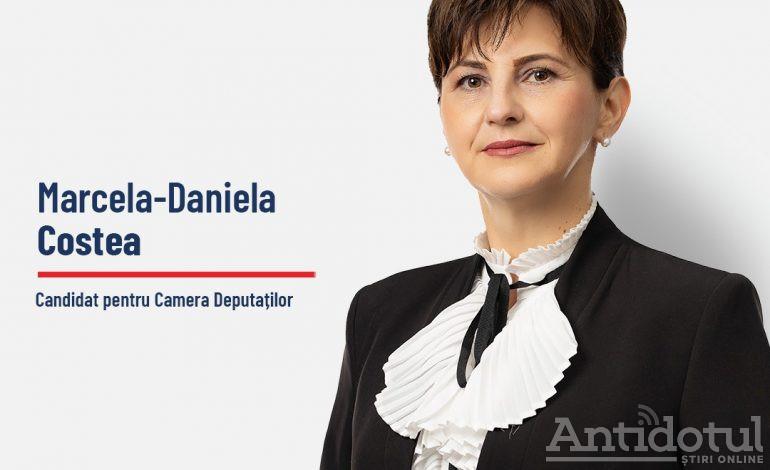 """Marcela-Daniela Costea (PSD Galați): """"Vom continua să aducem bani europeni la Galați. Am arătat că știm să facem asta!"""""""