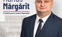 Marius Mărgărit (PSD Galați): Salariile și pensiile gălățenilor vor continua să crească în guvernarea PSD