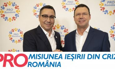 Cristian Dima (PRO România): Avem soluții pentru a scoate România din criză după 6 decembrie