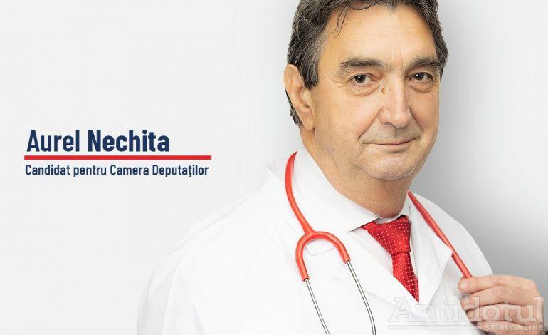 """Aurel Nechita (PSD Galați) pentru Camera Deputaților: """"Investițiile în Sănătate sunt vitale"""""""