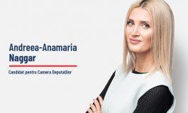 """Andreea-Anamaria Naggar (PSD Galați): """"Prima noastră preocupare trebuie să fie protejarea și siguranța locurilor de muncă"""""""