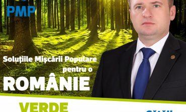Soluţiile PMP pentru o Românie verde