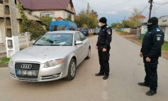 Un bolnav de Covid, dintr-o localitatea aflată în carantină, a ieșit la plimbare și a fugit de jandarmi