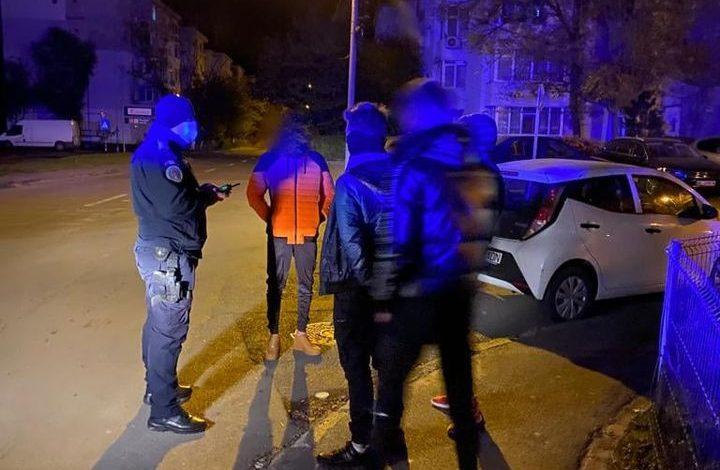 Ce explicații au gălățenii prinși noaptea pe stradă fără declarație pe propria răspundere