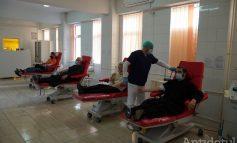 Fapte bune în Arhiepiscopia Dunării de Jos: 50 de preoți și credincioși au donat sânge și plasmă